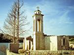 Kirchenruine in Alassa