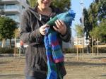 Warme Socken für Ira